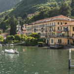 Lake Como in Panorama