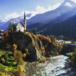 Road trip to Engadin Valley